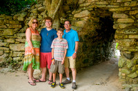 Dinkel / Cooksley Family - Tulum Ruins 2014